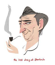 Jeff Turley's Sherlock