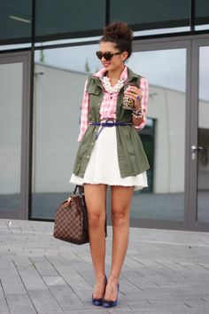 FashionHippieLoves: outfits of the month - august