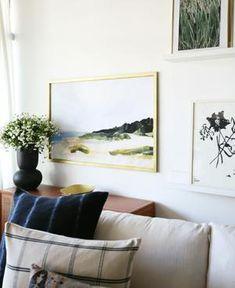 via Juniper Print Shop Vintage Landscape, Beach Landscape, Ikea I, Winter Beach, Vinyl Paper, Living In New York, We Fall In Love, Northern California, Prints For Sale