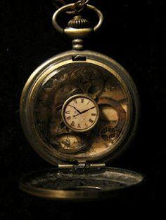 altered pocket watch