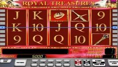#RoyalTreasures slot is a game that is fitting for a king, with its five reels and nine pay-lines. It is a big hit with many players and is very #fun to play.  One of the appeals is that it is possible to play free Royal Treasures #slots online without making a deposit if you want to #practice and learn the rules before using real money.