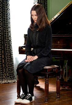 Mia Wasikowska in Stoker