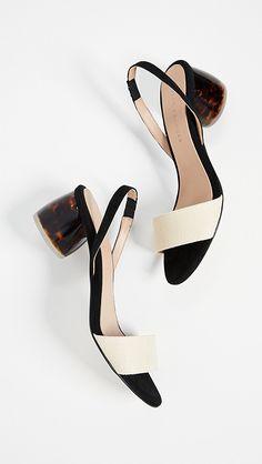 Dear Frances Luna Slingback Sandals | SHOPBOP