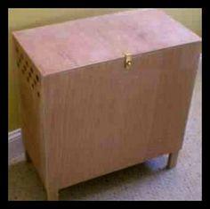 Biltong box Biltong, Hope Chest, Homemade, Meat, Storage, Box, Recipes, Home Decor, Purse Storage