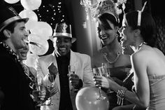 Ah, New Year's Eve is upon us,the magical night of ringing in the new year. And kicking off the new year always means multiple parties Casino Royale Theme, Casino Theme, Cheap Clothes Online, Online Shopping Clothes, Designer Plus Size Clothing, Bridal Shower Centerpieces, Types Of Guys, Casino Night Party, Casino Outfit