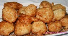 ricetta per cucinare il baccala' in modo saporito: le pizzelle (frittelle)