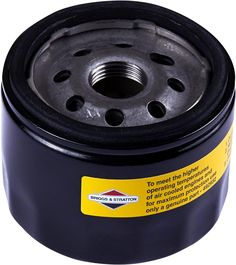 Craftsman Riding Mower 790241065848993101 - Briggs & Stratton in. H Short Oil Filter for Intek and Vanguard Source by Best Lawn Mower, Lawn Mower Parts, Lawn Equipment, Outdoor Power Equipment, Oil Filter, Filters, Standard Oil, Riding Mower, Aquaponics