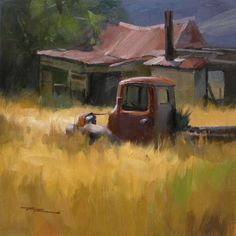 free images to paint on old windows Landscape Painting Lessons - Painting Adventures 'The Old Mill House'. Watercolor Landscape, Abstract Landscape, Landscape Paintings, Oil Paintings, Watercolor Paintings, House Landscape, Watercolor Artists, Indian Paintings, Tole Painting