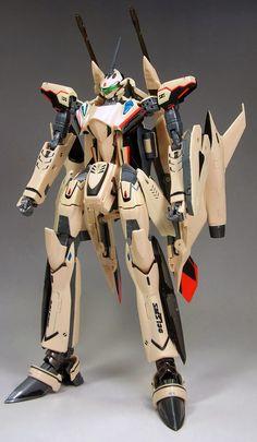 Tamashii Web Shop Exclusive: DX Chogokin YF-29 Durandal Valkyrie (Isamu Unit)