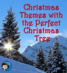 Teaching literature themes with the holiday story The Perfect Christmas Tree, for middle school and upper elementary. Elementary Teacher, Upper Elementary, Christmas Language Arts, Teaching Literature, Reading Skills, Reading Resources, Thing 1, Story Elements, Teaching Language Arts