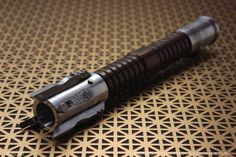 Revan's Last. Concept for Revan's lightsaber in the novel The Old Republic: Revan. This sold for over $2500!