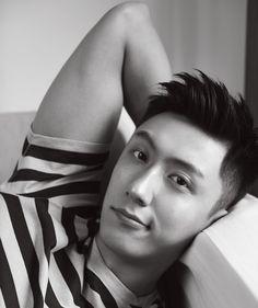 Johnny Huang Jingyu black white - Google keresés