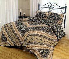 Amazon.com: Hedaya Home Fashions, Inc. Ashley Twin Quilt: Bedding & Bath