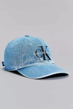 7fb9e57ace0 Shop Calvin Klein Baseball Hat at Urban Outfitters today.