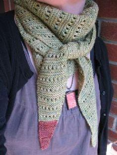 Baktus: schema a maglia per realizzarlo