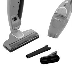 Morphy Richards Supervac 2-in-1 732002 Cordless Vacuum Cleaner with up to 20 Minutes Run Time