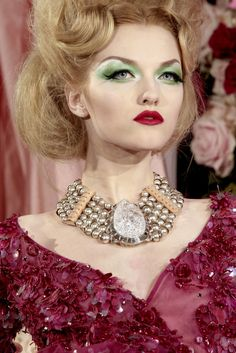 my absolute favorite collection…(Dior Spring 2010)