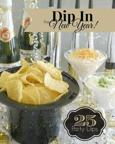 in the New Year! Party Dips} new years eve ideas and new years eve party inspiration and decor, celebrate in the New Year! Party Dips} new years eve ideas and new years eve party inspiration and decor, celebrate 2019 Crab Appetizer, Easy Appetizer Recipes, Dip Recipes, Easy Recipes, Party Dips, Party Snacks, New Year's Eve Appetizers, Party Appetizers, Halloween Appetizers