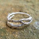 Twiggy Ring - rings