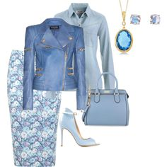 """""""Sunday: Attend church meeting"""" by bsimon623 on Polyvore"""