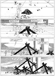 La fièvre d'Urbicande by Schuiten & Peeters