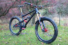 Mojo Nicolai Geometron with Pinion Gearbox - MacRamsay's Bike Check - Vital MTB