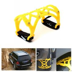 165-265mm Tire Anti-skid Belt Snow Chain Dual Hook for Car SUV Truck  Worldwide delivery. Original best quality product for 70% of it's real price. Buying this product is extra profitable, because we have good production source. 1 day products dispatch from warehouse. Fast & reliable...