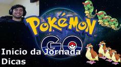 Pokemon Go - Inicio da Jornada Upando do level 14 ao 16 em 20 Minutos ev...