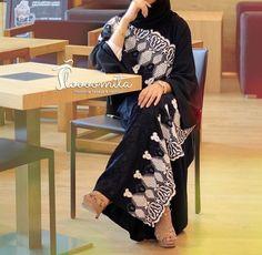 IG: 7looomita_Collection || IG: BeautiifulinBlack || Abaya Fashion ||