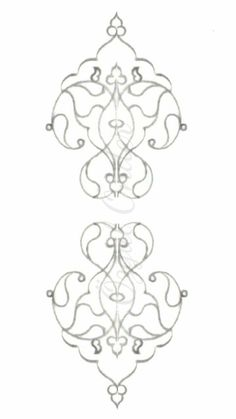 Islamic Art Pattern, Arabic Pattern, Pattern Art, Hand Work Embroidery, Hand Embroidery Designs, Embroidery Patterns, Bookmark Printing, Arabesque Pattern, Paint Color Palettes
