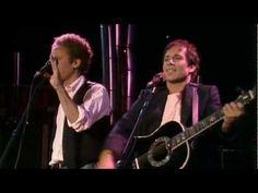Simon & Garfunkel, Bridge Over Troubled Water, Central Park - YouTube