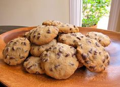 The Best Passover Chocolate Chip Cookies Ever! Recipe via Tori Avey