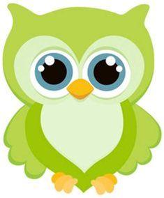 Owl Cartoon, Cartoon Drawings, Easy Drawings, Animal Drawings, Owl Clip Art, Owl Art, Daily 5 Math, Owl Theme Classroom, Owl Wallpaper