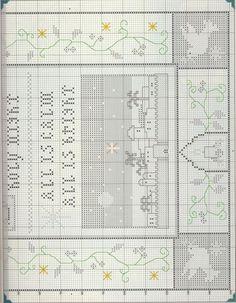 Gallery.ru / Фото #44 - Cross Stitch Collection 073 рождество 2001 - tymannost