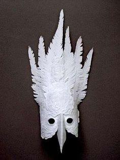 Mystical Leather Masks (UPDATE) : Leather Masquerade Masks
