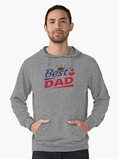 « best dad shirt and hoodie » par cybersat01