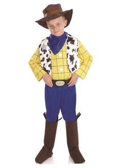 The Cowboy Kid childrens dress up costume by Fun Shack