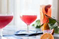 Winter Cocktails That Beat The Chill