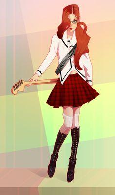School of Rock by Sycra on deviantART