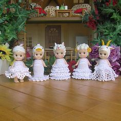 1Pcs-Handmade-White-Dress-For-Sonny-Angel-Sonny-Angel-Clothes