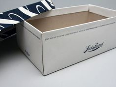 Lucky Brand: 2013 Shoe Packaging on Packaging of the World - Creative Package Design Gallery