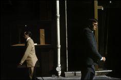 © Harry Gruyaert/Magnum Photos Paris. Street scene. 1985.