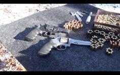 Revólveres Smith & Wesson con Moon Clips, en Español