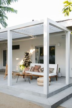 Outdoor area envy