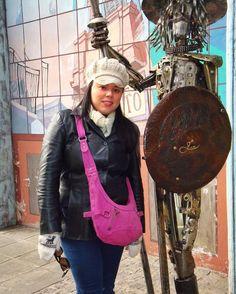 Bom dia Boa semana. Seja forte e destemido como o cavaleiro Dom Quixote. Caminito Buenos Aires Argentina. Viagens para recordar. Um lugar pra voltar. #art #arte #grafite #graphite #caminito #laboca #baires #buenosaires #argentina #mercosul #americadosul #sudamerica #viagem #férias #trip #travel #ootd #photooftheday #memories #domquixote #bomdia