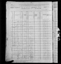 Carr#, Mary Ann (1856-1949) aunt of 1st cousin of wife of step great-uncle of 3rd great-uncle   1880 United States Federal Census Census & Electoral Rolls 	 Birth	New Jersey Name	Mary Gleason Residence	1880 - Newark, Essex, New Jersey