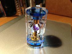 Image result for lightsaber crystal chamber Build A Lightsaber, Lightsaber Parts, Skywalker Lightsaber, Lightsaber Design, Custom Lightsaber, Lightsaber Hilt, Star Warrs, Sabre Laser, Star Wars Light Saber