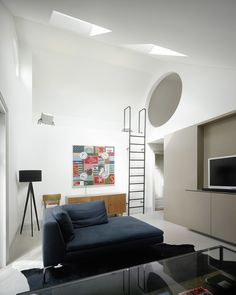 Dwell - Reconstruction of A Townhouse by idA