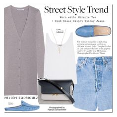"""Page 19/16"" by lali22 ❤ liked on Polyvore featuring T By Alexander Wang, Vetements, Tod's, Totême, Madewell, Gucci, Marni and Industrie"