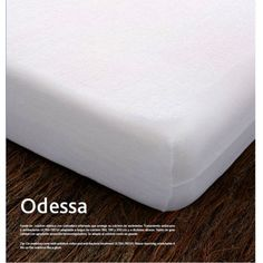 Funda de colchón Odessa. Funda de colchón Odessa de Kamasana Tejido rizo microfibra tundosada 100% PES  Ultra Fresh Tratamiento antiácaros Cremallera en L Hecho en España